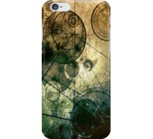 Abstract Fractal Case iPhone Case/Skin