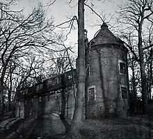 The Haunted Carriage House by Jane Neill-Hancock