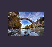 Traditional stone bridge in Konitsa, northern Greece T-Shirt