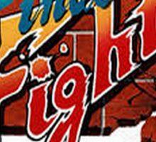 Final Fight Sticker