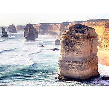 The Edge of Australia. Photographic Print