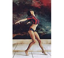 Urban Dancer Photographic Print