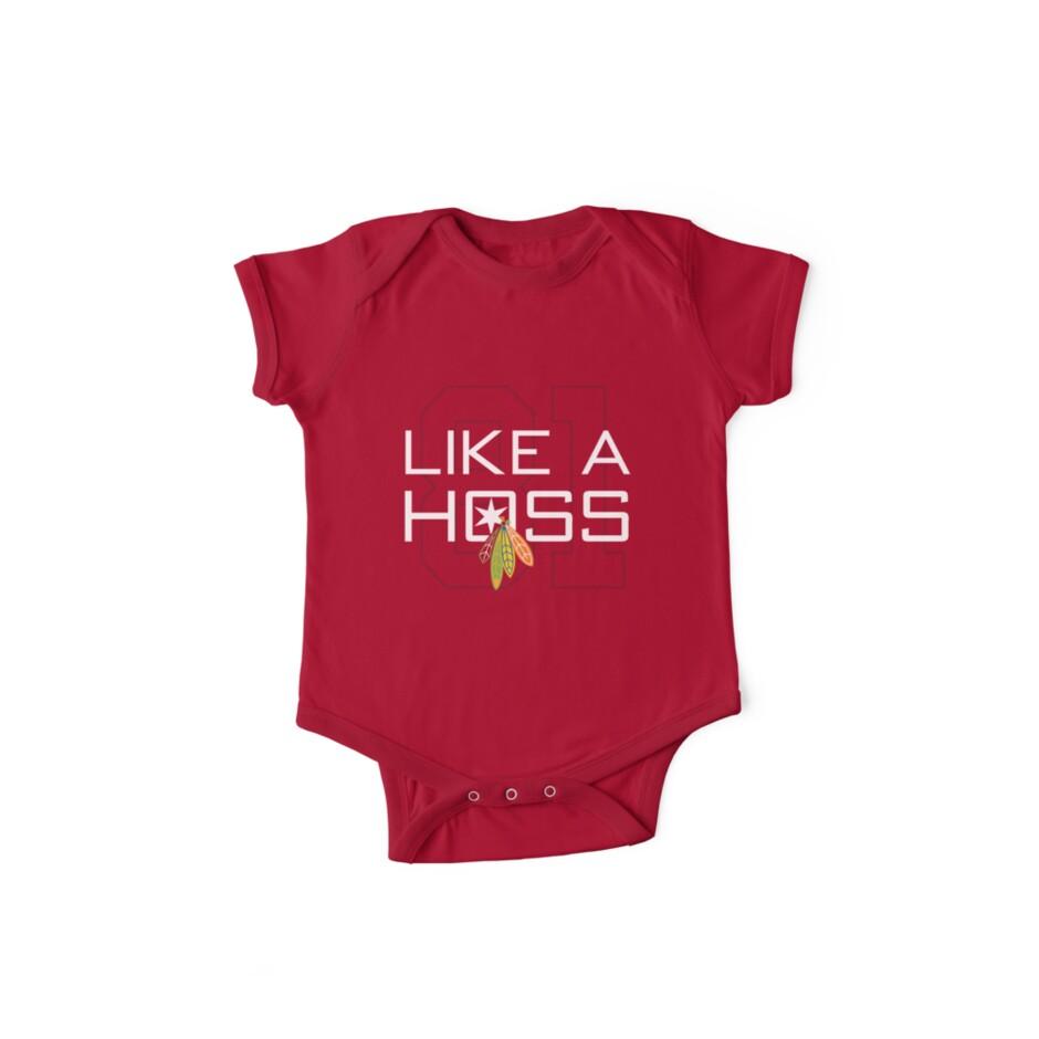Like a Hoss by fohkat