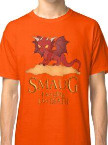 Smaug The Dragon Classic T-Shirt
