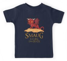 Smaug The Dragon Kids Tee