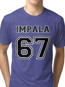 Impala '67 Tri-blend T-Shirt