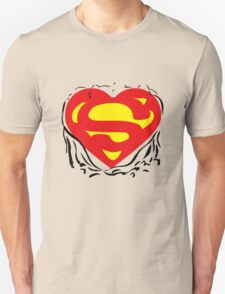 Superheart Funny iPad Case / iPhone 5 Case / T-Shirt  T-Shirt