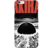 AKIRA - BLAST (White) iPhone Case/Skin