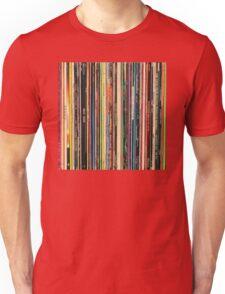 Classic Alternative Rock Records Unisex T-Shirt