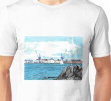 The Portsmouth Naval Shipyard Unisex T-Shirt