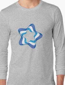 Ribbon Star Long Sleeve T-Shirt