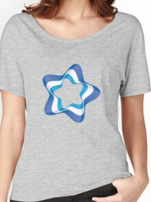 Ribbon Star Women's Relaxed Fit T-Shirt