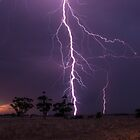 MELBOURNE AIRPORT STORM by MARKATMELB