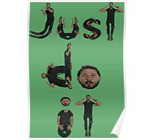 Shia Labeouf Just Do It Poster