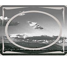 under the windturbines 3 Photographic Print
