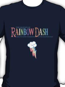Legend of Rainbow Dash T-Shirt