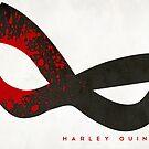 Harley Quinn by almn