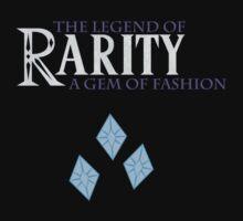 Legend of Rarity by Stephanie Jayne Whitcomb