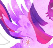Purple Princess Sticker