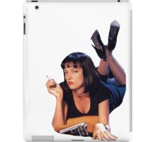 Pulp Fiction Mia Wallace iPad Case/Skin