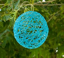 Yarn Ball by Monique Wajon
