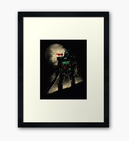Iconic Friends Framed Print