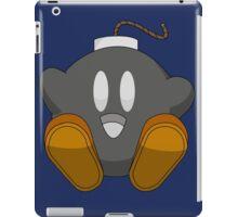 Bob-bomb Kirby iPad Case/Skin