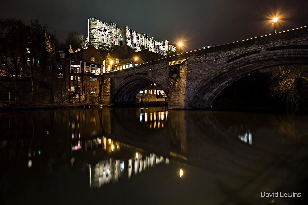 Durham Castle UK by David Lewins