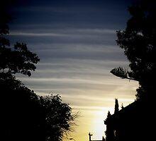 Suburban Sunset by Gentil Fernandes