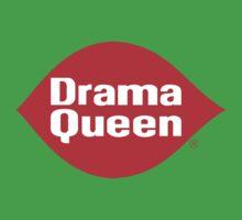 Drama Queen - Dairy Queen parody One Piece - Short Sleeve
