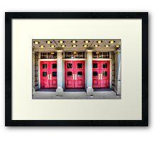 The Doors 2 Framed Print