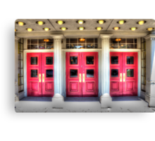 The Doors 2 Canvas Print