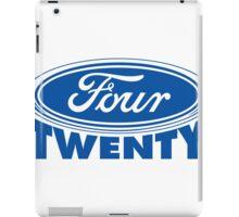 Four Twenty - Ford parody iPad Case/Skin