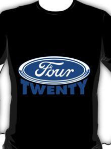 Four Twenty - Ford parody T-Shirt