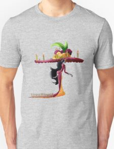 Death walks with hat T-Shirt