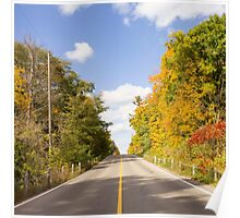 Autumn Road to Nowhere 2 Poster