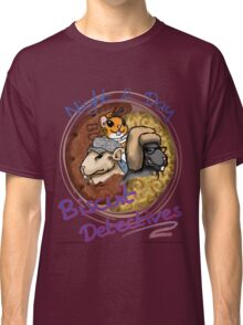 Night & Day, Biscuit Detectives! Classic T-Shirt
