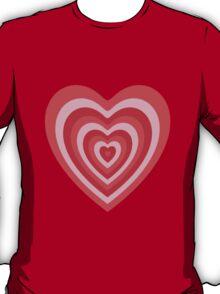 Powerpuff Girls Heart T-Shirt