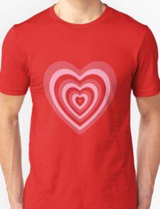 Powerpuff Girls Heart Unisex T-Shirt