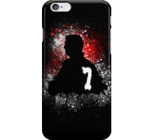 Eric Cantona - Graffiti iPhone Case/Skin