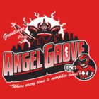 Greetings from Angel Grove! by Brandon Wilhelm