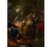 The Betrayal of Christ, c.1618-20 Photographic Print