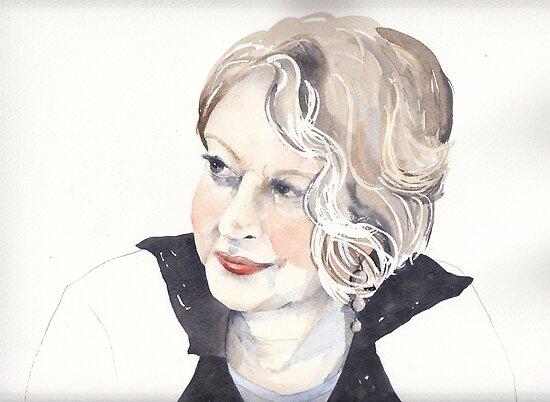 Josie by Val Spayne