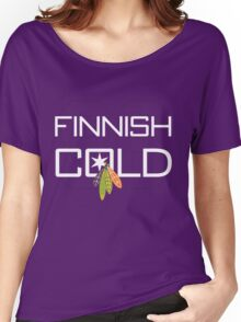 Finnish Cold Women's Relaxed Fit T-Shirt