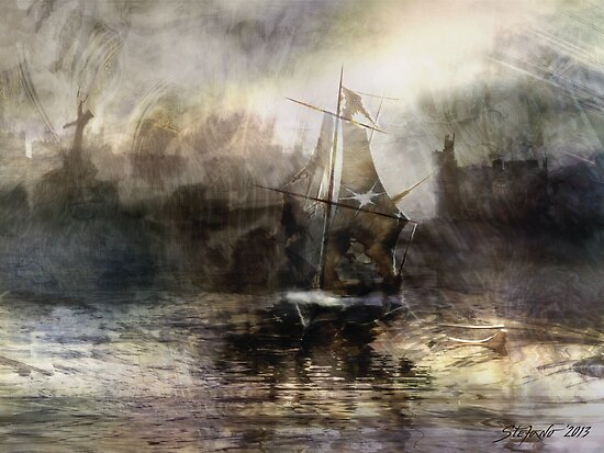 Glory and Fall by Stefano Popovski