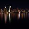 San Diego Skyline by Jeff Clark