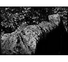 Ragged Edge Photographic Print