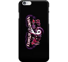 Dark Types - Faint Attacks iPhone Case/Skin