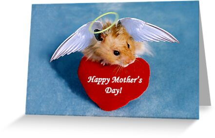 Mother's Day Hamster by jkartlife