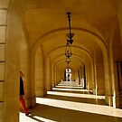 Arches St Germain de Pres, Paris by graceloves